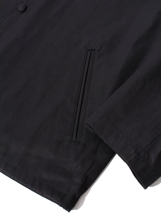 TROVE / WIDE COACH JKT ( SHOP LIMITED ) / BLACK photo