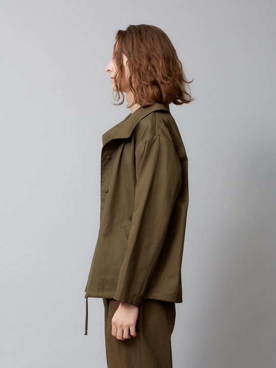 TROVE / WIDE COACH JKT ( SHOP LIMITED ) / DARK OLIVE photo