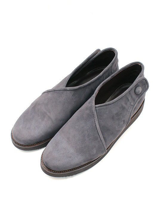 TROVE / POROMIES SHOES ( SHOP LIMITED ) / CHARCOAL NAVY photo
