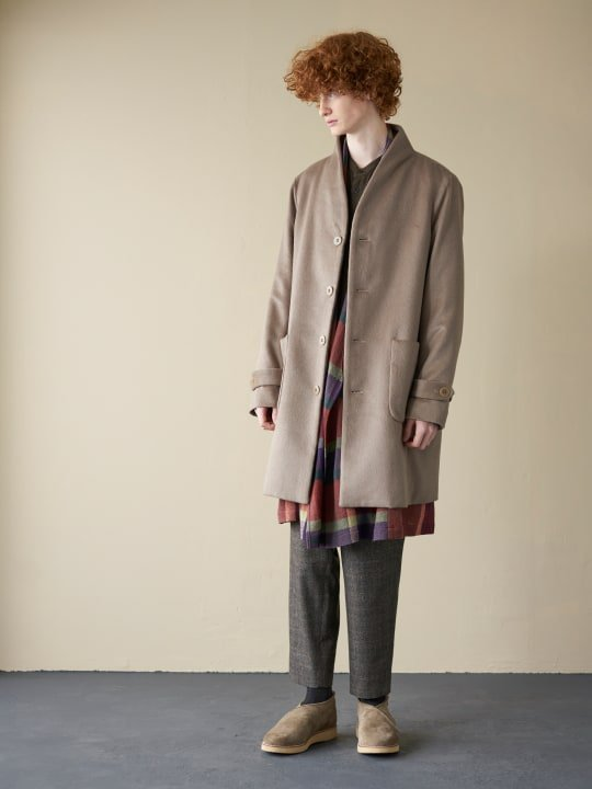TROVE / POROMIES SHOES ( SHOP LIMITED ) / GRAY BEIGE photo