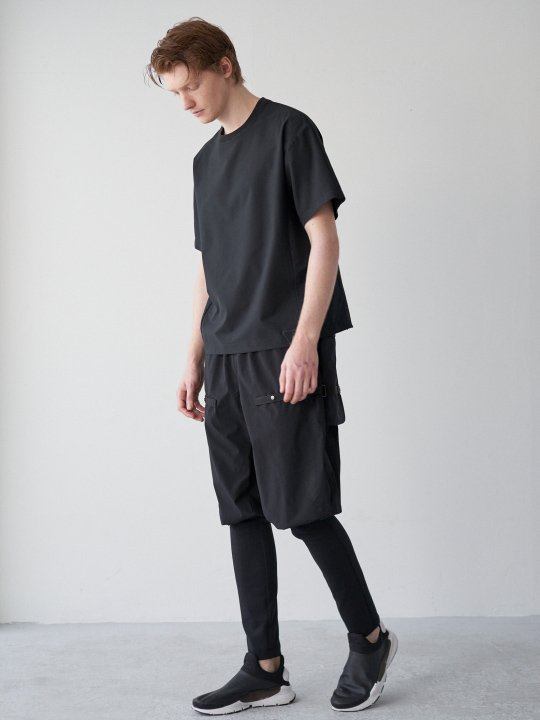 TROVE / MOVING PANTS / BLACK photo