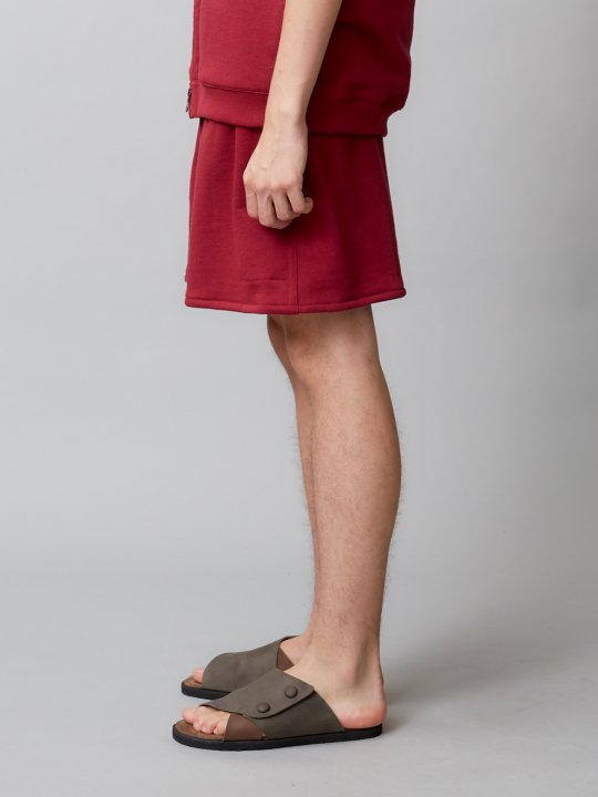 【予約商品】TROVE / SAVY SHORTS / BORDEAUX photo