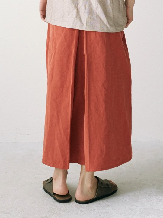 WAROBE / HAKAMA ANDON / VERMILION photo