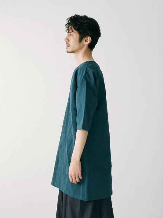 WAROBE / NAGA-KOIKUCHI / BLUE GREEN photo
