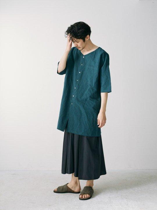 WAROBE / HAKAMA / NAVY photo