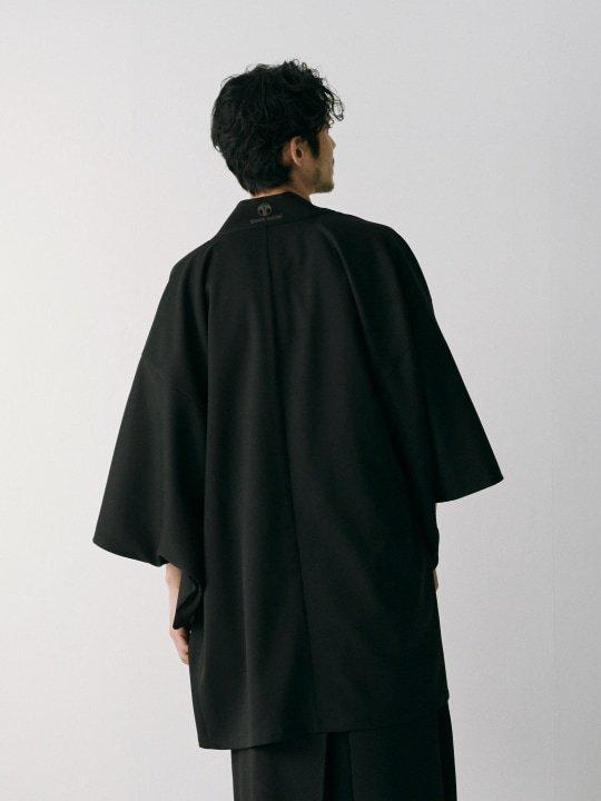 WAROBE / HAORI / BLACK photo