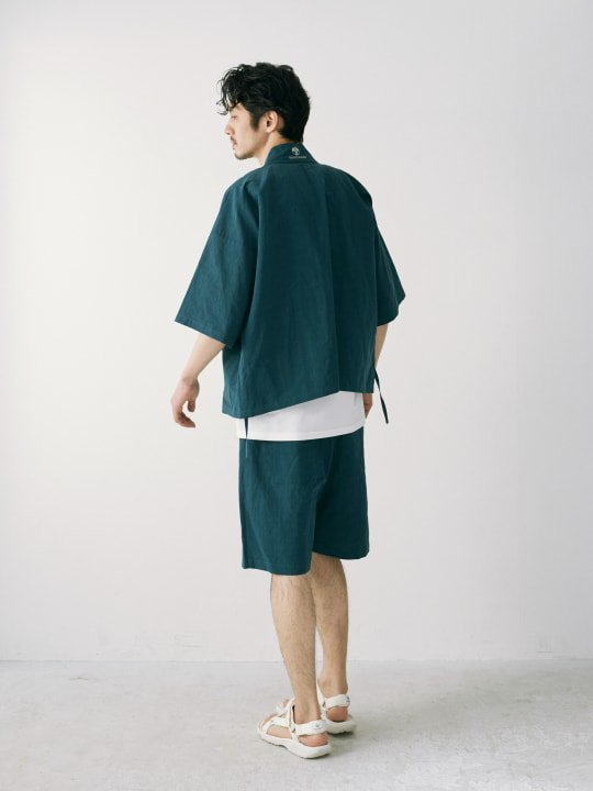 WAROBE / JINBEI / BLUE GREEN photo