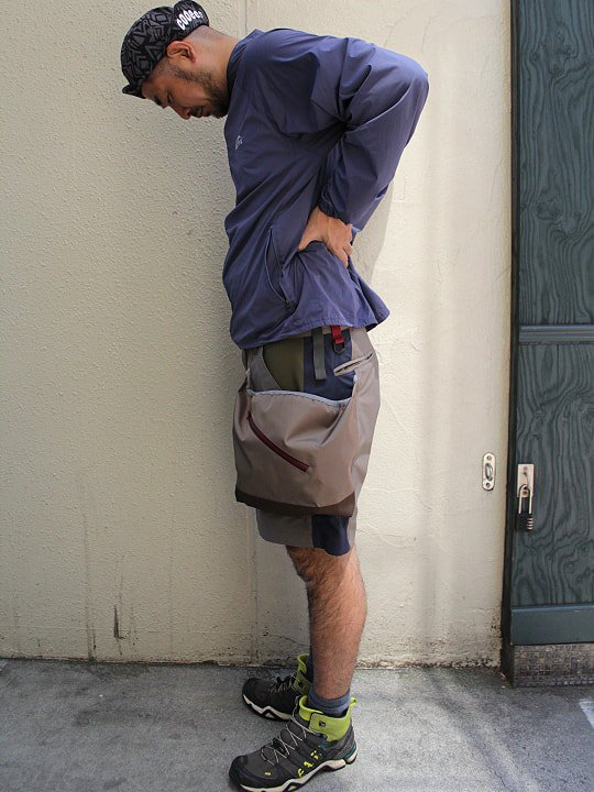 TROVE x 岡部文彦 / BIG POCKET SHORTS Ver:9 ( TYPE ACTIVE-4WAY STRETCH ) / MULTI photo