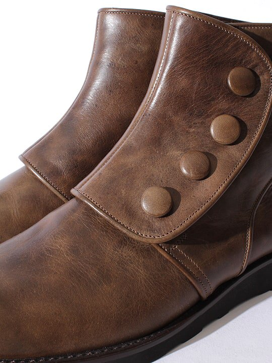 TROVE / POROMIES BOOTS / BROWN photo