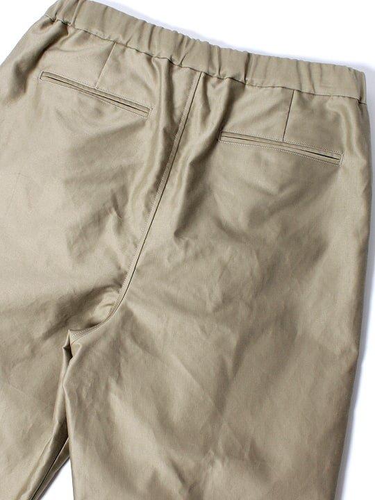 TROVE / VAKOSA WIDE PANTS ( SEASONLESS ) / BEIGE photo