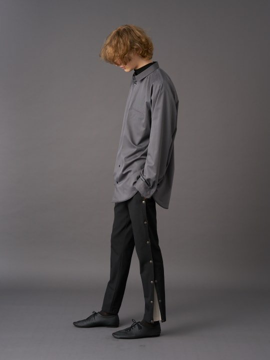 TROVE / LAIVA 2WAY PANTS / BLACK photo