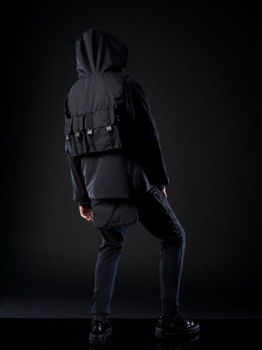 【PRE-ORDER】TROVERTEX / TVX-BAG-02 / BLACK photo