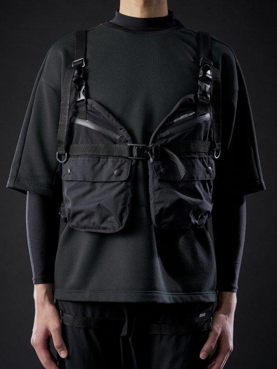 【PRE-ORDER】TROVERTEX / TVX-CUT-02 / BLACK photo