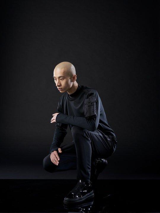 【PRE-ORDER】TROVERTEX / TVX-CUT-01 / BLACK photo