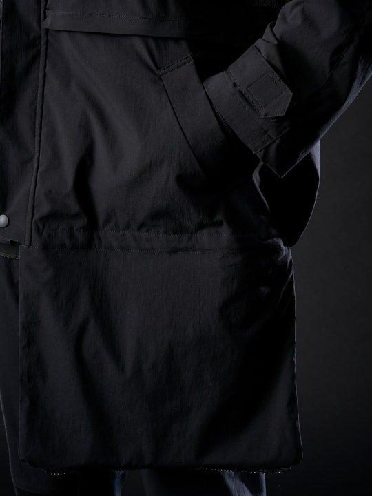 【PRE-ORDER】TROVERTEX / TVX-COAT-01 / BLACK photo