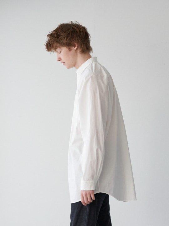 TROVE / RELAX SHIRT / WHITE photo