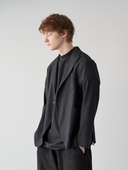 TROVE / RELAX JACKET ( SHOP LIMITED ) / BLACK photo