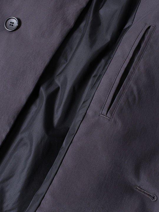 TROVE / SAPMI COAT ( NYLON BATTING ) / CHARCOAL photo