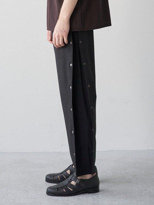 TROVE / LAIVA 2WAY PANTS ( SHOP LIMITED ) / BLACKxBLACK photo