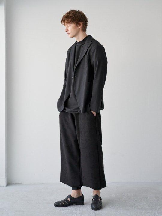 TROVE / PALLO PANTS ( NEW TEX ) / BLACK photo