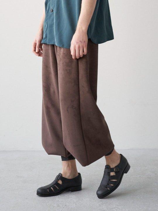 TROVE / PALLO PANTS ( NEW TEX ) / BROWN photo