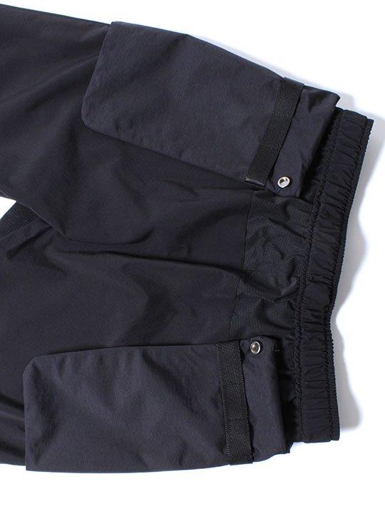 TROVERTEX / TVX-PANTS-03 / BLACK photo