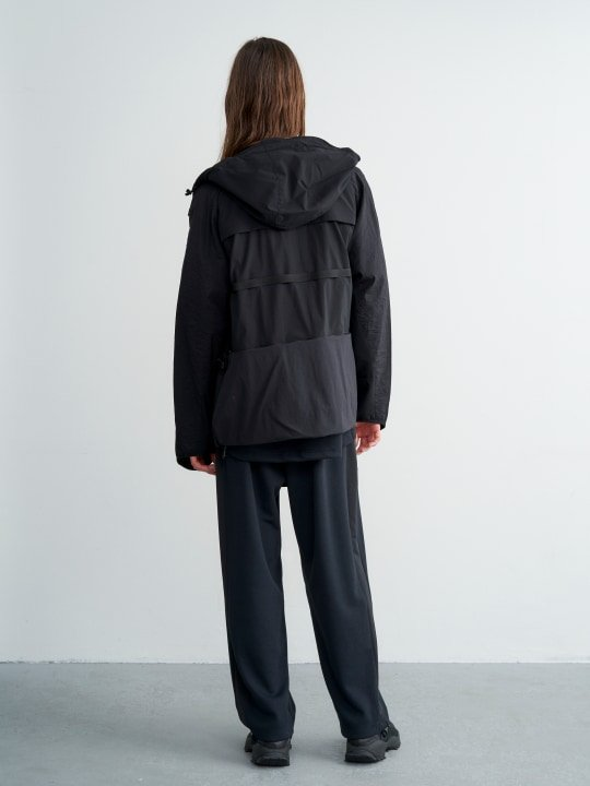 TROVERTEX / 2WAY ANORAK ( NEW SPEC ) / BLACK photo
