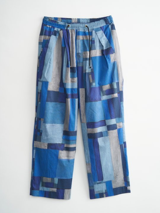TROVE / MAALAUS PANTS / BLUE photo