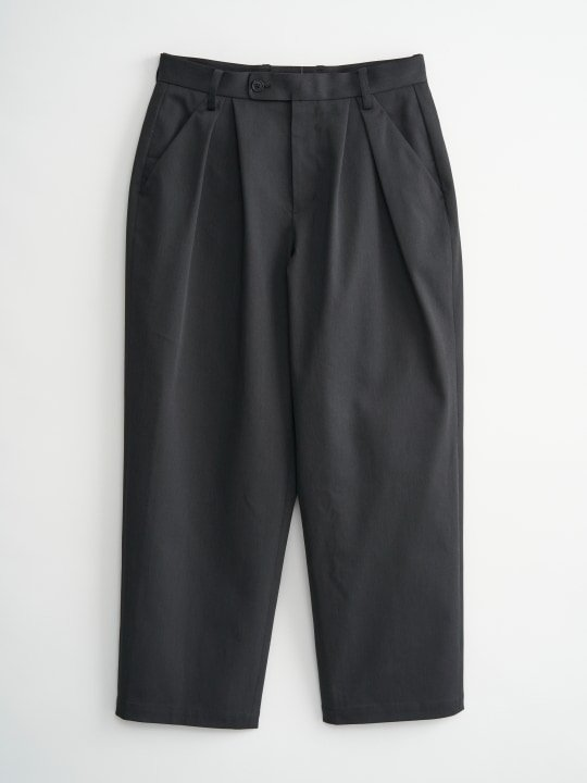 TROVE / MOOLI WIDE PANTS / BLACK photo