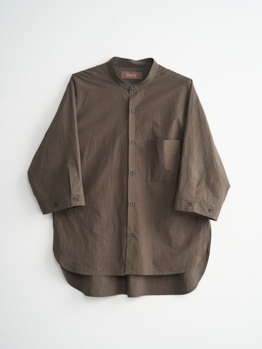 TROVE / PIMEYS 7SLEEVE SHIRT / OLIVE photo