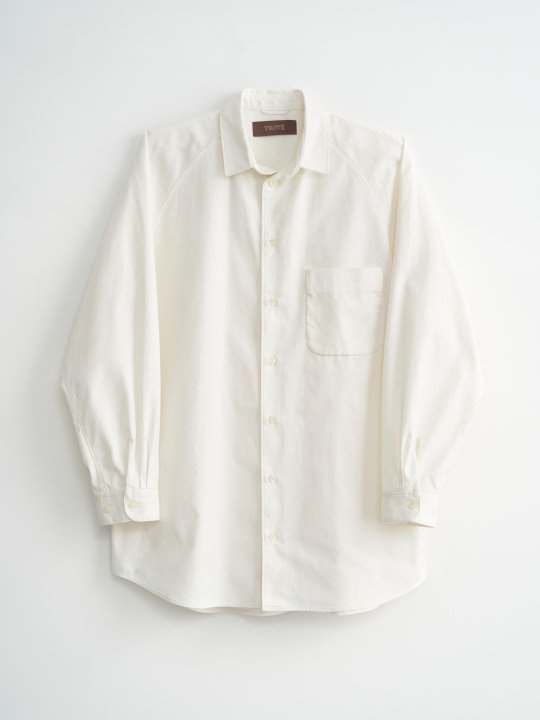 TROVE / RELAX SHIRT / WHITE photo