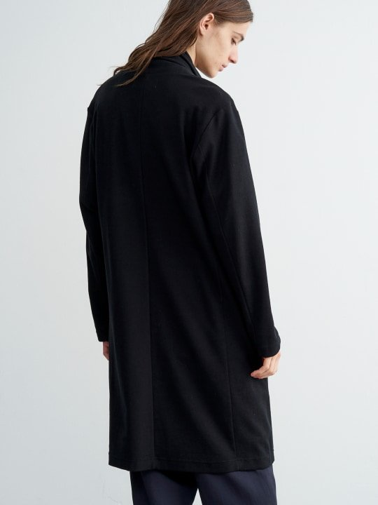 TROVE / KANGAS GOWN / BLACK photo