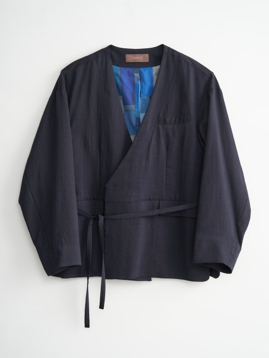 TROVE / HOUI JKT / DARK NAVY photo