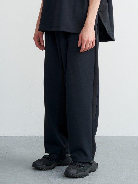 TROVE / ACTIVE RELAX PANTS / BLACK photo