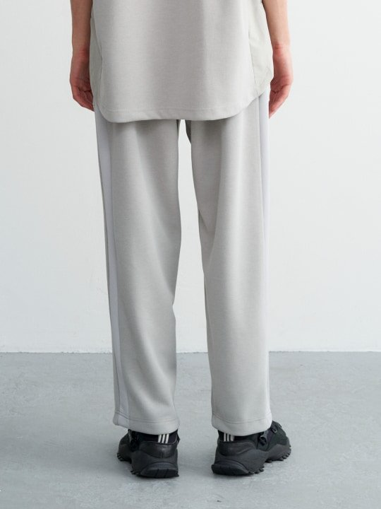 TROVE / ACTIVE RELAX PANTS / LIGHT GRAY photo