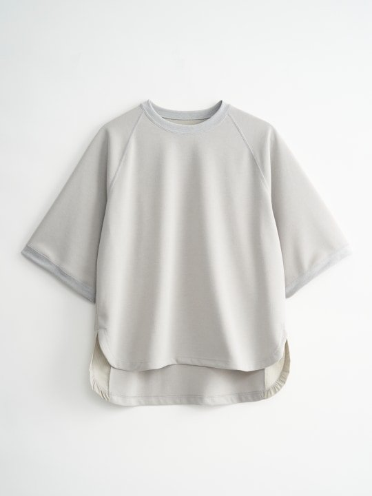 TROVE / ACTIVE RELAX SWEAT / LIGHT GRAY photo