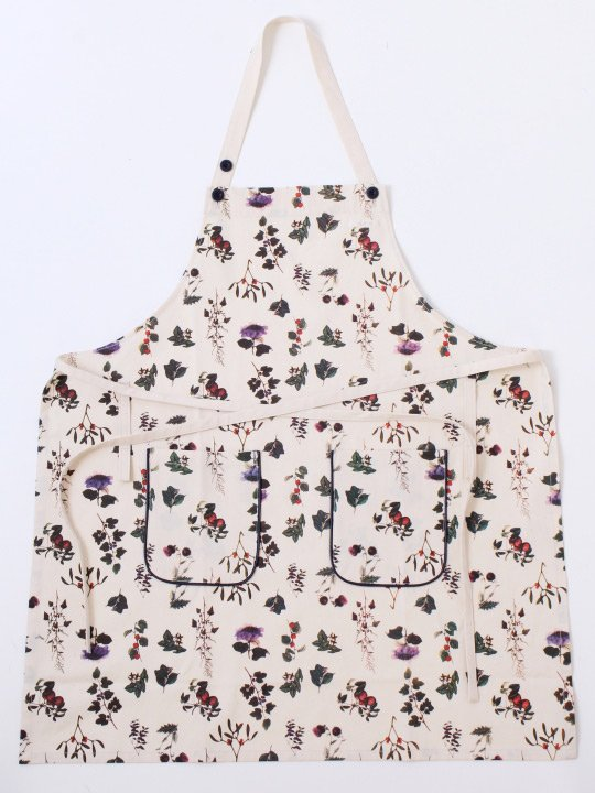 TROVE / BOTANICAL APRON ( SHOP LIMITED )