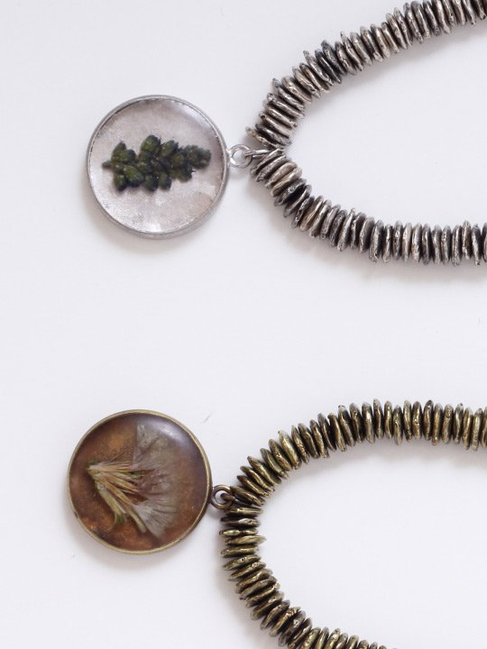 TROVE / DRY FLOWER NECKLACE