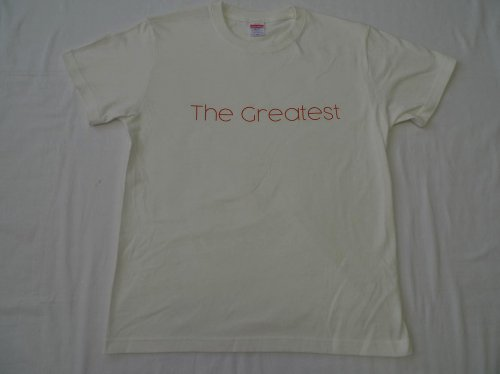 <img class='new_mark_img1' src='//img.shop-pro.jp/img/new/icons1.gif' style='border:none;display:inline;margin:0px;padding:0px;width:auto;' />《 RAQUEL ORIGINAL 》<BR>The Greatest Tシャツ<BR>メンズタイプ<BR>