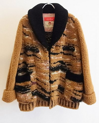 <img class='new_mark_img1' src='//img.shop-pro.jp/img/new/icons50.gif' style='border:none;display:inline;margin:0px;padding:0px;width:auto;' />《Coohem》<BR>ANIMAL TWEED COAT<BR>