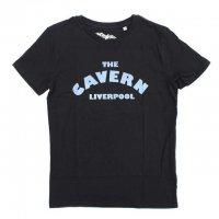 WORN FREE<p>ビートルズ<p>The Cavern Club Tシャツ - 黒
