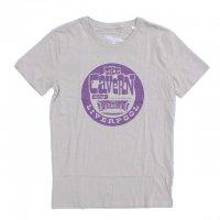 WORN FREE<p>ビートルズ<p>The Cavern Club Tシャツ - グレー