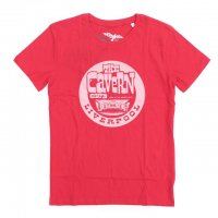 WORN FREE<p>ビートルズ<p>The Cavern Club Tシャツ - レッド