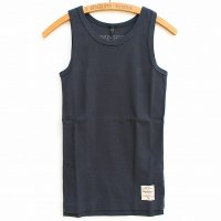 Nigel Cabourn Tank Top - Dark Navy