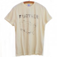LEVI'S VINTAGE CLOTHING<p>Crew Neck Tee - Further Map<p>(クルーネックTシャツ)