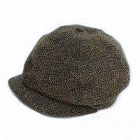 Nigel Cabourn<p>Hunting Cap - Wool<p>ウールハンチング - オリーブ