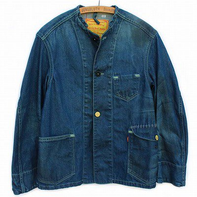LEVI'S RED 2004SSEVE カバーオールジャケット