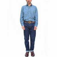 <img class='new_mark_img1' src='https://img.shop-pro.jp/img/new/icons24.gif' style='border:none;display:inline;margin:0px;padding:0px;width:auto;' /> 20% OFF - orSlow Vintage Fit Work Shirt