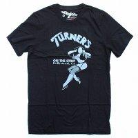 WORN FREE<br>ジョーンジェット<br>TURNER'S Tシャツ - 黒