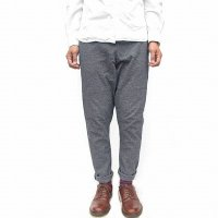 orSlow<p>New Yorker Pants - Charcoal Grey Moleskin